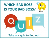 Which Bad Boss is Your Bad Boss? A Quiz