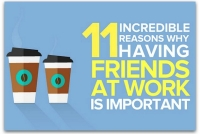11 Reasons Why Work Friendships Are Beneficial to Everyone