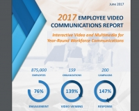 2017 Employee Video Communications – Case Study Report