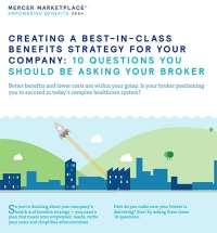 Creating a best-in-class benefits strategy for your company